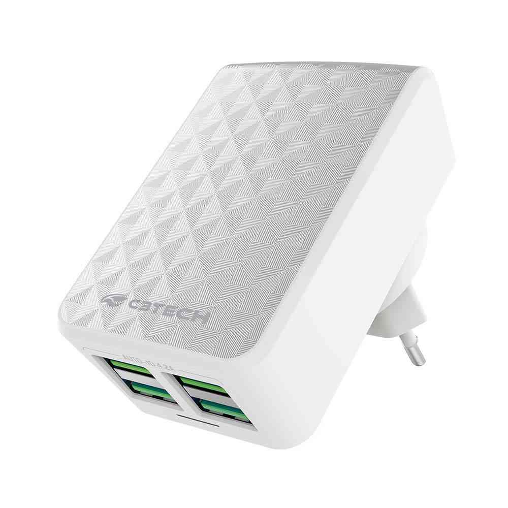 CARREGADOR UNVERSAL C3TECH AC/USB UC-420WH