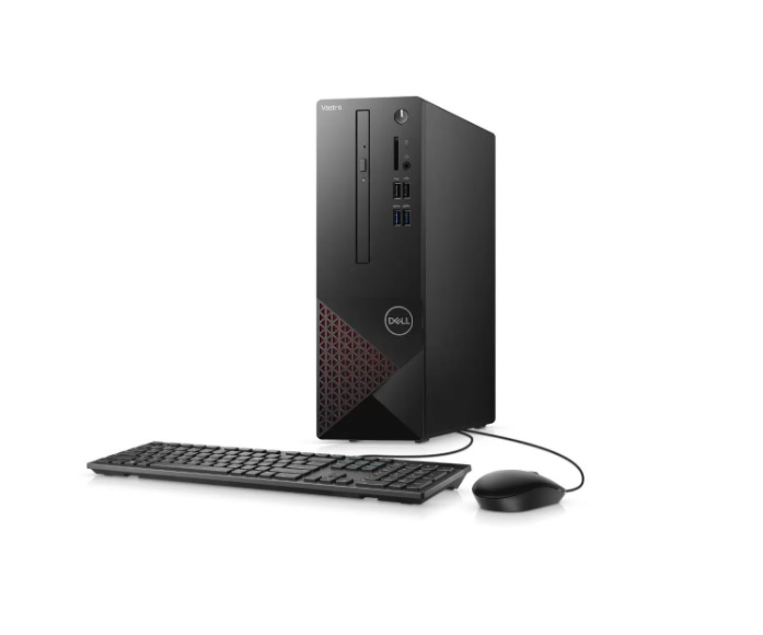 COMPUTADOR DELL VOSTRO 368, CORE I3 10º GEN, 4GB, 1TB - WORK