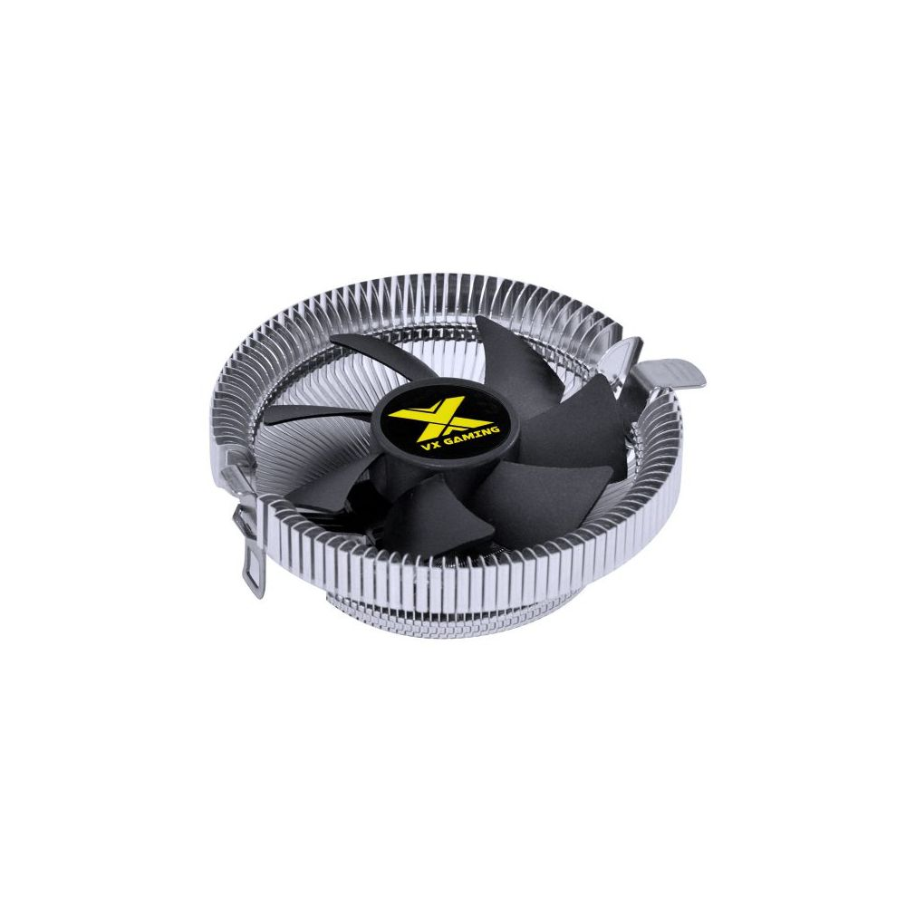 COOLER PARA PROCESSADOR VINIK VX GAMING MESSIER COMPATIVEL COM INTEL/AMD TDP 65W PRETO - CP110