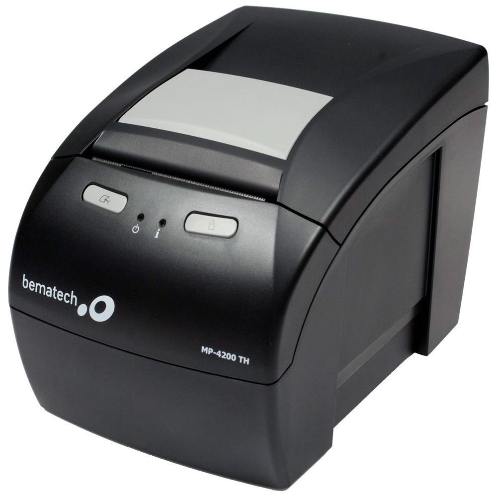 IMPRESSORA BEMATECH TERMICA USB MP-4200 TH