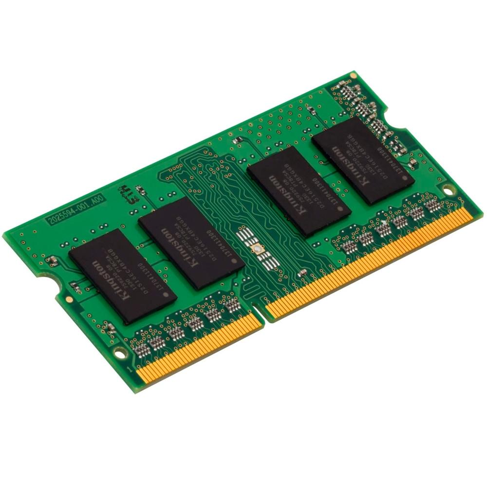MEMORIA NOTEBOOK KINGSTON 8GB 2400MHZ DDR4 KVR24S17S8/8