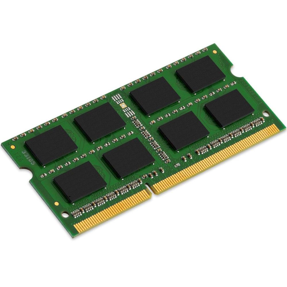 MEMORIA NOTEBOOK KINGSTON 8GB DDR3 1600MHZ KVR16LS11/8 1.35 BAIXA VOLTAGEM