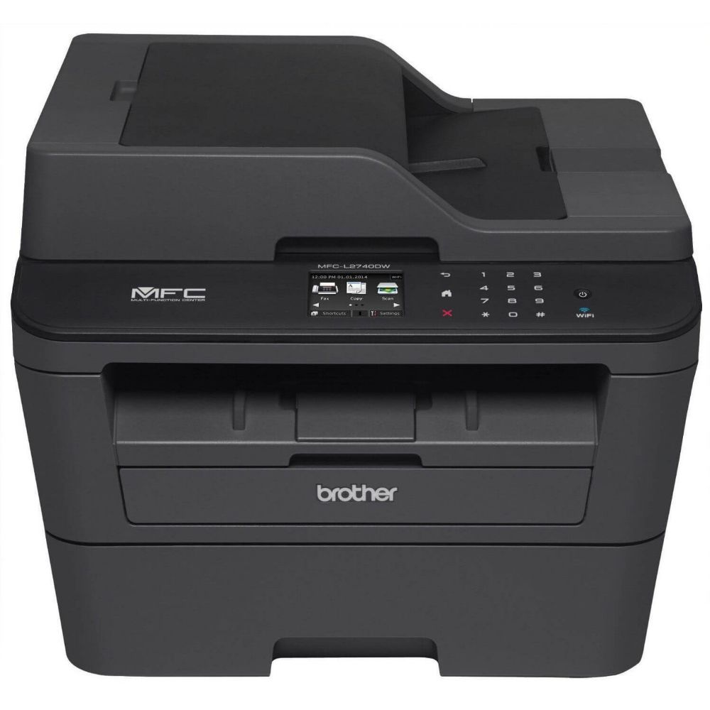 MULTIFUNCIONAL BROTHER MFC L2740DW  LASER MONO 110V
