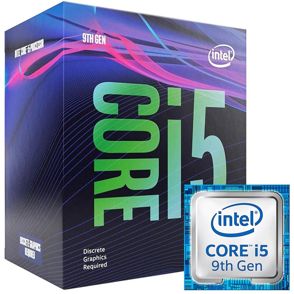 PROCESSADOR INTEL CORE I5-9400F COFFEE LAKE 1151 2.9GHZ 9MB CACHE 9GER SEM VIDEO BX80684I59400F
