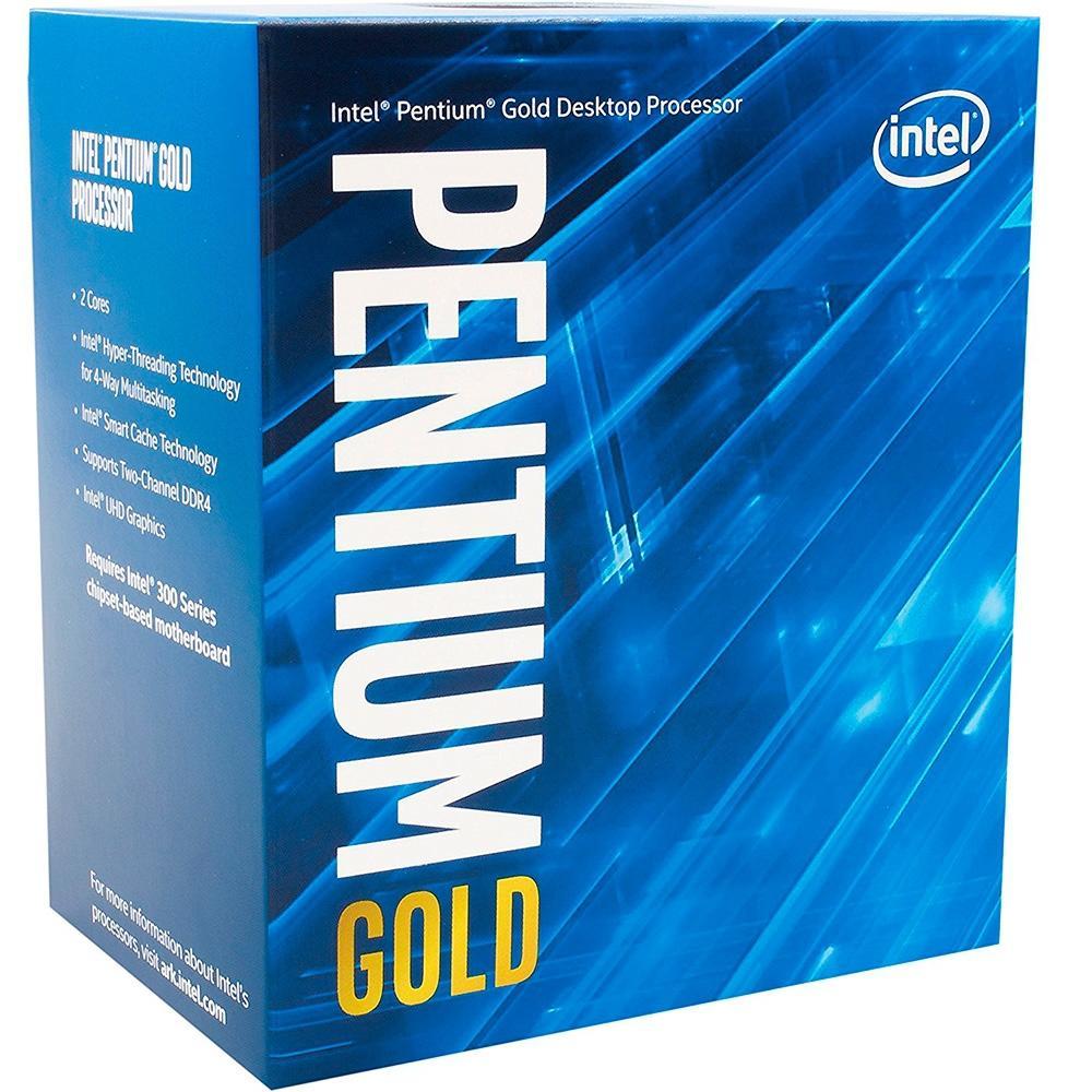 PROCESSADOR INTEL PENTIUM G5400 3.7GHZ 4MB 1151