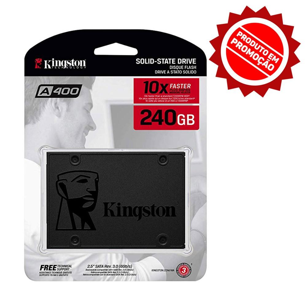 SSD KINGSTON 240GB SATA III A400