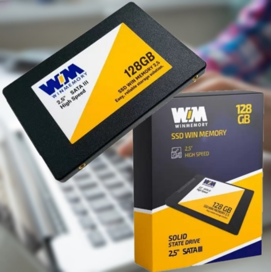 SSD WINMEMORY 128GB SATA 3 2.5