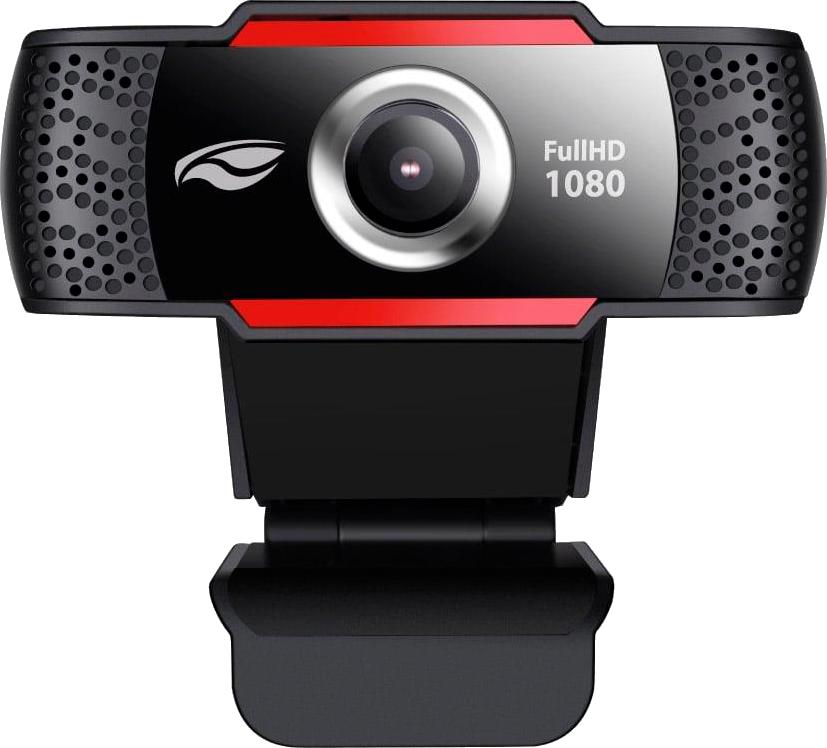 WEBCAM C3TECH WB100BK  HD 1080P USB  PRETO