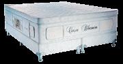 Colchão Teramag Casa Blanca casal casal padrao com Massagem e Box