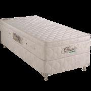 colchão teramag solteiro 0,88 x 1.98 com base box sem vibro massagem
