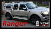 Bloqueio de diferencial para Ford Ranger | Dianteiro e Traseiro