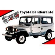 Bloqueio de diferencial para Toyota Bandeirante | Dianteiro e Traseiro