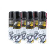 Kit com 6 Graxas Nano Ivory SP2- Alta Performance - Spray - 300ml