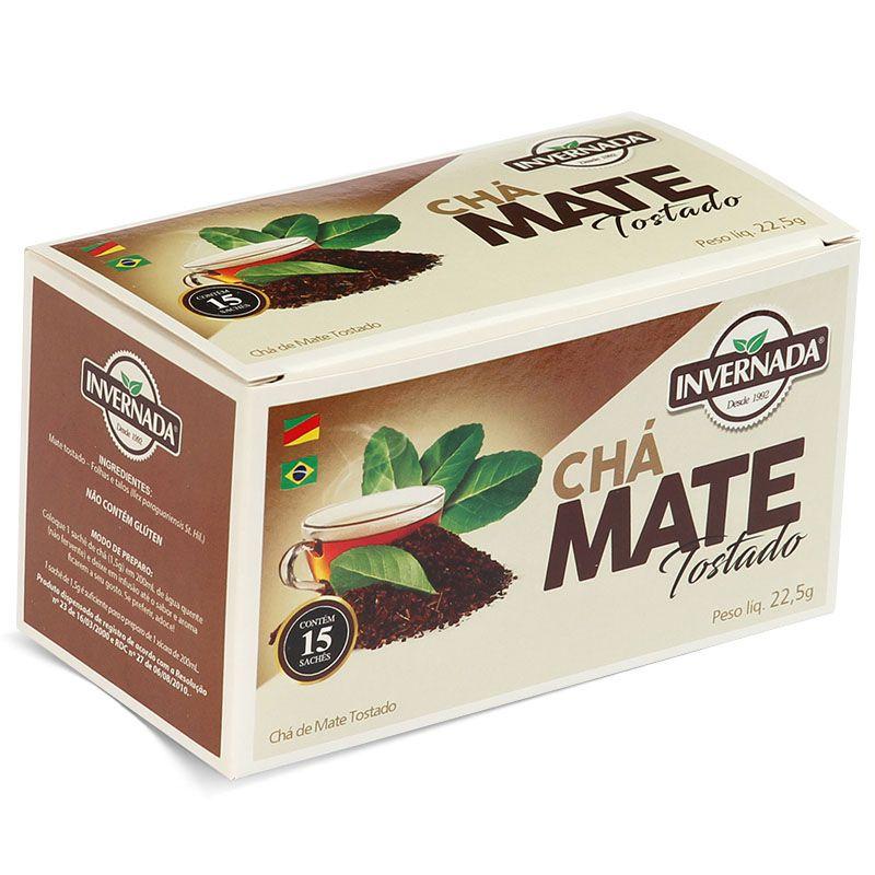 Chá Mate Tostado