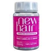 New Hair 30 Capsulas Feminino Suplemento Alimentar para Cabelos e Unhas