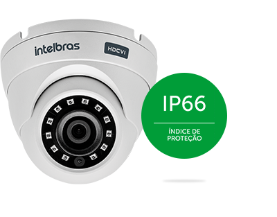 Câmera Infravermelho HDCVI 4MP
