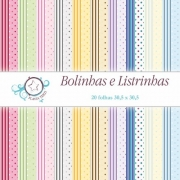 BOLINHA E LISTRINHAS