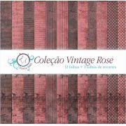 Coleção Vintage Rose