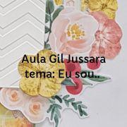 EU SOU - Kit Aula Gil - ScrapbookShow dia 16 de maio às 16h