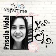 Kit Aula Time by Priscila Vidal - Montagem a distância
