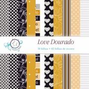 LOVE DOURADO