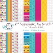 SEGREDINHO, FUI PICADA - Live 15/09/2020