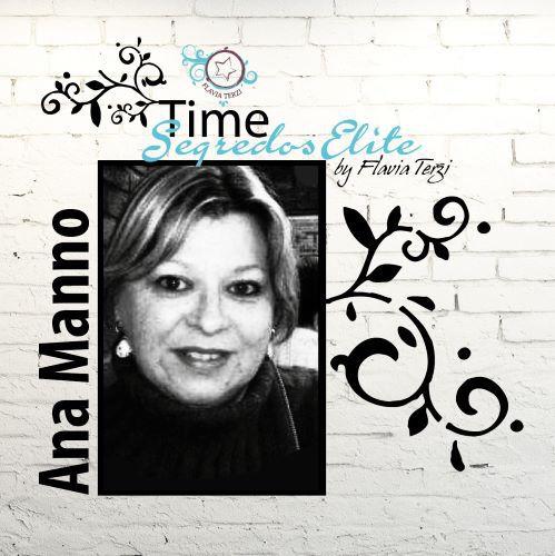 ANA MANNO - Calendário de Mesa - Dia 04/03 às 13h