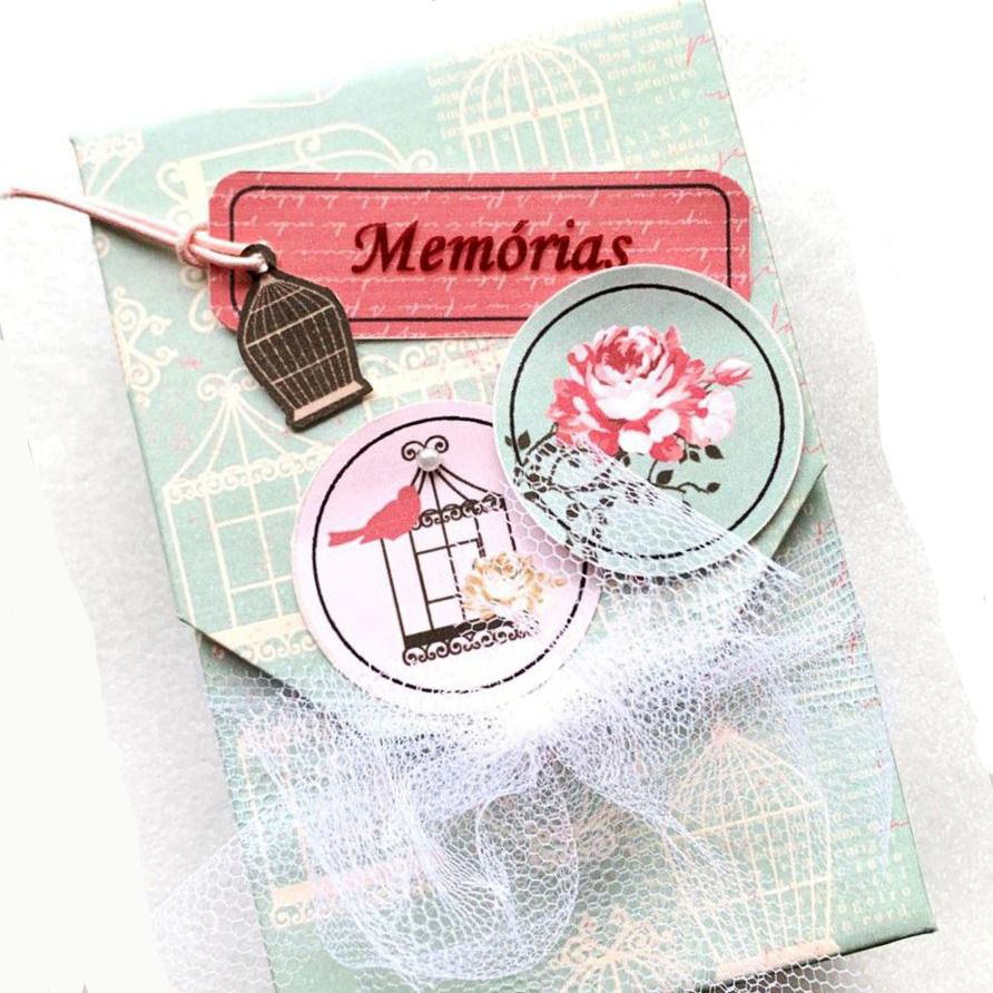 "ANNE WETTSTEIN - Mini-álbum ""Memórias"" - On Line"