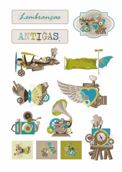 ANTIGAS LEMBRANÇAS