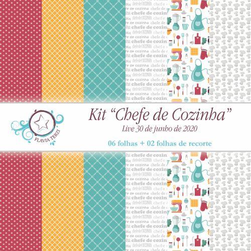 CHEFE DE COZINHA - Live 30/06/2020