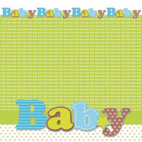 Coleção Bebê Menino Botões