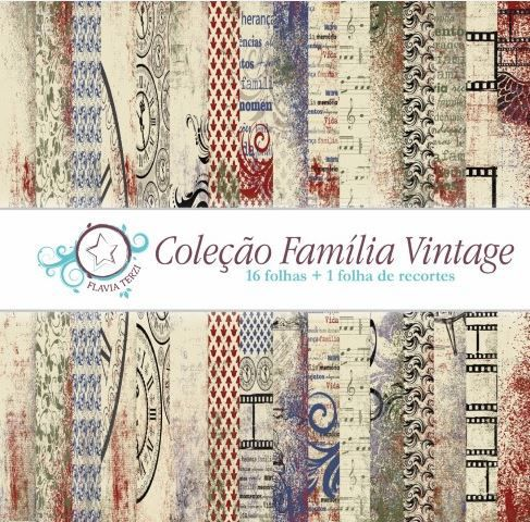 Coleção Família Vintage
