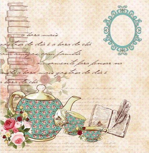 Coleção Hora do Chá