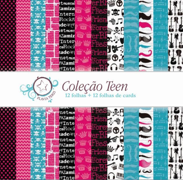 Coleção Teen