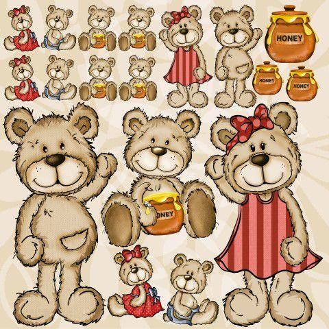 Coleção Urso