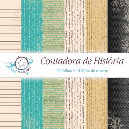 CONTADORA DE HISTÓRIA