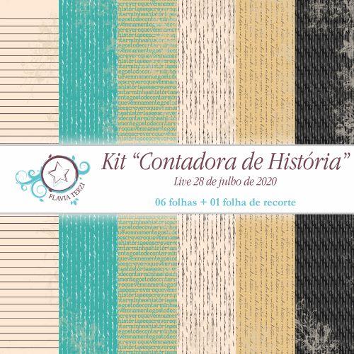 CONTADORA DE HISTÓRIA - Live 28/07/2020