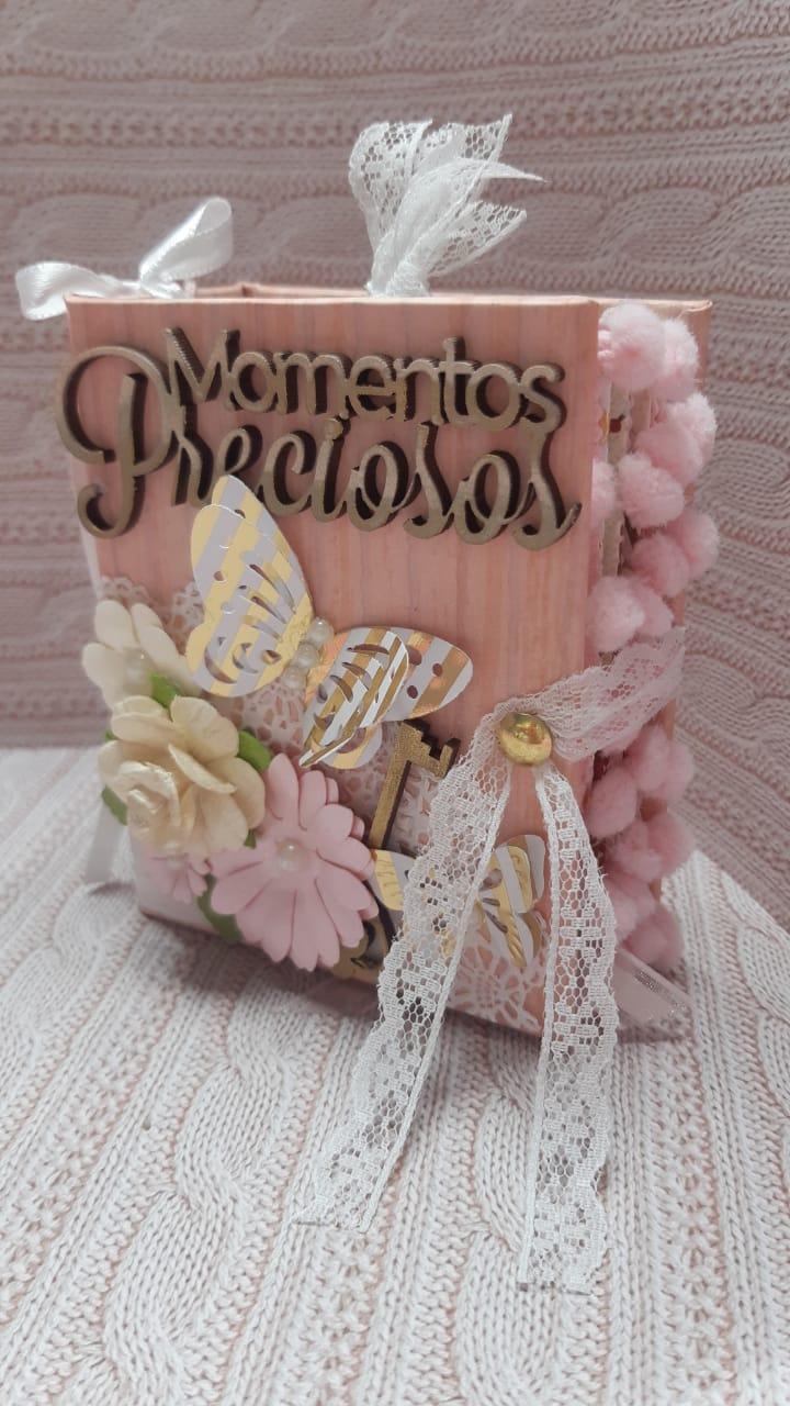 "DAIA CASAGRANDE - Mini-Álbum ""Momentos Preciosos"" - On Line"