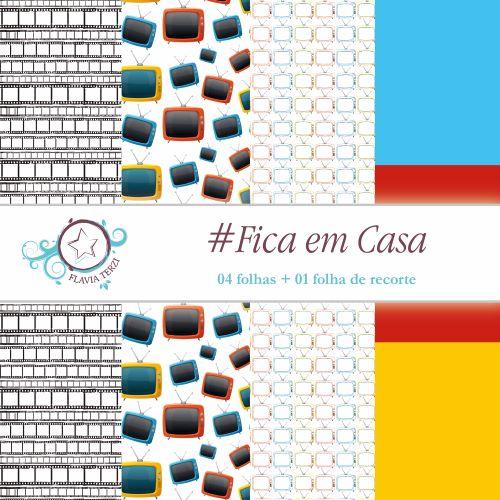 #FICA EM CASA
