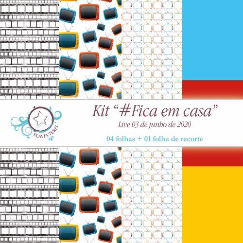 #FICA EM CASA - Live 03/06/2020