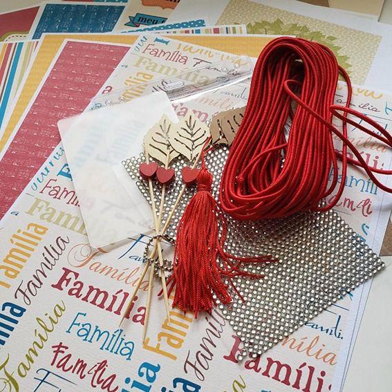 Kit Aula Time by Aninha Barreto - Dia 15 de Maio / Quarta às 16hs