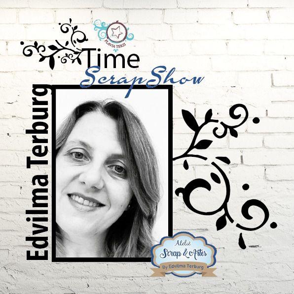 Kit Aula Time by Edvilma Terburg - Dia 17 de Maio / Sexta às 17hs