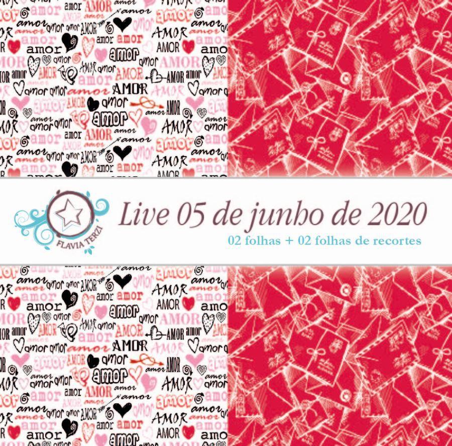 LIVE 05 DE JUNHO DE 2020 - LOVE