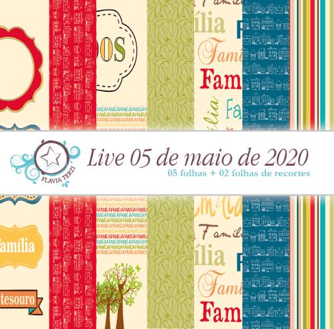 LIVE 05 DE MAIO DE 2020 - MASCARADOS