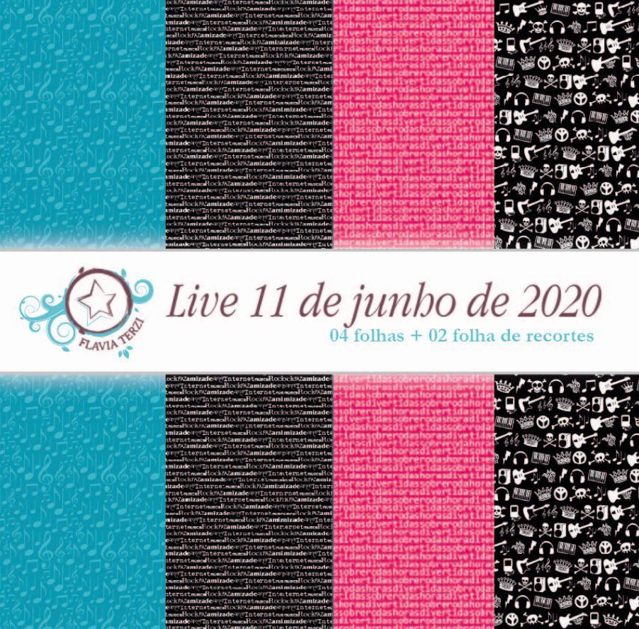 LIVE 11 DE JUNHO DE 2020 - SAIR DE CASA. PRA QUE?