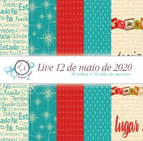 LIVE 12 DE MAIO DE 2020 - VIAGEM