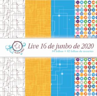 LIVE 16 DE JUNHO DE 2020 - ONLINE