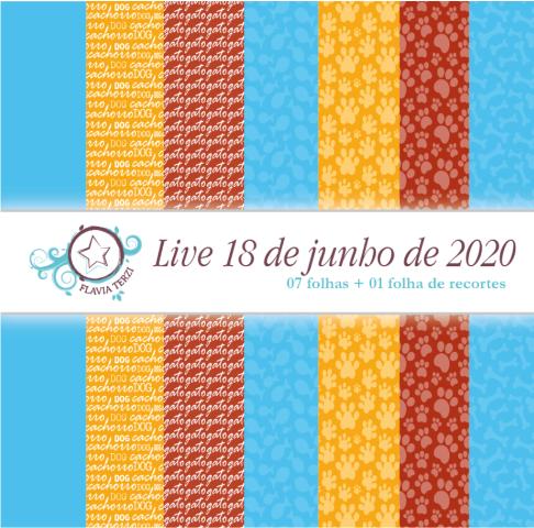 LIVE 18 DE JUNHO DE 2020 - PET