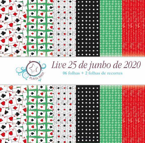 LIVE 25 DE JUNHO DE 2020 - BARALHO