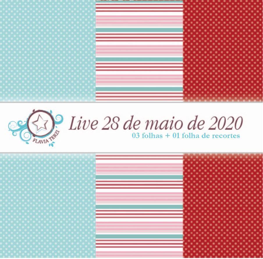 LIVE 28 DE MAIO DE 2020 - CÚMPLICES